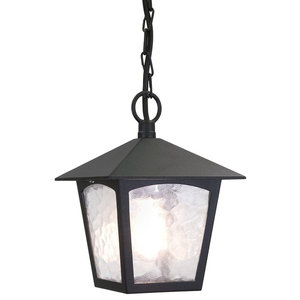 Traditional Old English Style Outdoor Porch Chain Lantern