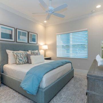 Transitional Designed Home in Valencia Sound Development, Boca Raton