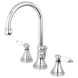 Traditional Bathroom Sink Faucets by Kingston Brass
