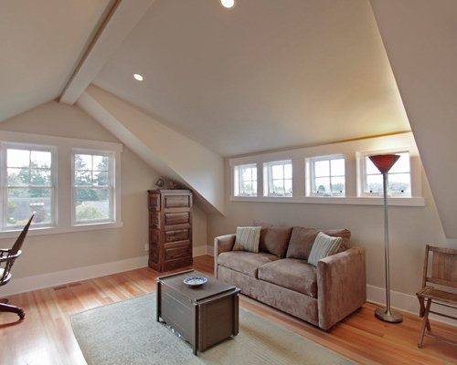cape cod attic bedroom ideas - Interior Dormers