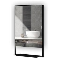 Modern Bathroom Mirrors by Houzz