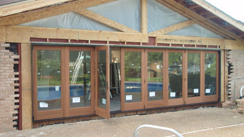 Bifolding Doors @  Chicago Home