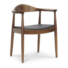 Mid Century Modern Dining Room Chairs midcentury modern dining armchairs | houzz