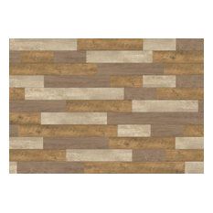 """4-1/2""""x48"""" PVC Accent Planks, Mixed Colors, Set of 10"""