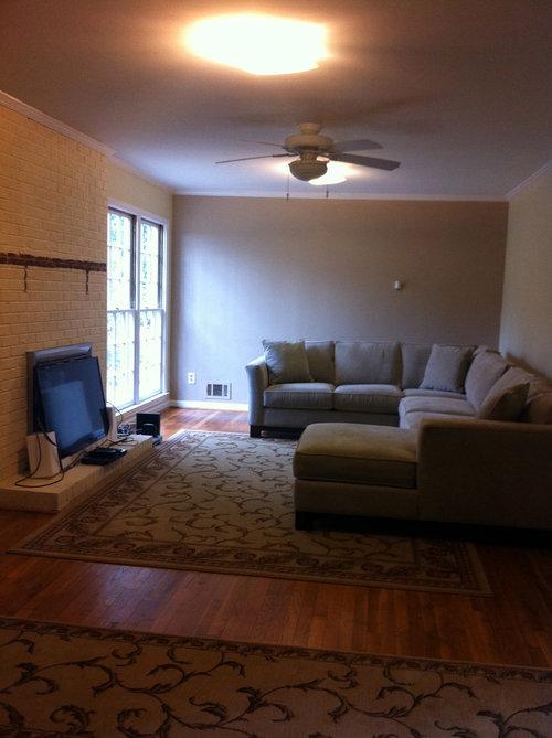 Help Designing A Room: HELP!!! Living Room Challenge/design