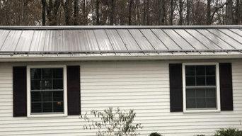 Hidden Fastener Metal Roofing
