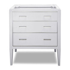 "Manhattan 30"" White Vanity"