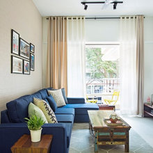Mumbai Houzz: A Flat Gets Its Sheen Under a Tight Deadline