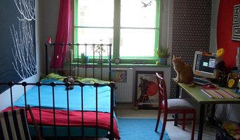 Student apartment, Poznan, Poland
