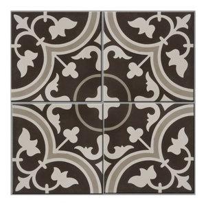 Seville Pattern Tiles, Set of 12