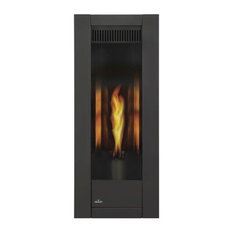 Napoleon Torch Direct Vent LP Fireplace - Package 1