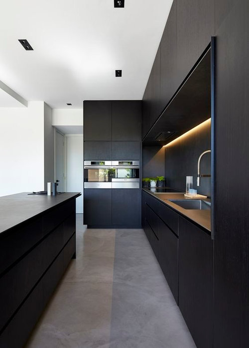 Who Has A Black Kitchen U2013 Do You Love It Or Regret It?