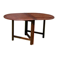 Oval Dining Room Tables | Houzz