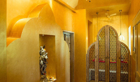 How to Decorate a Pooja Room at Home