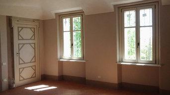 recupero di casa padronale nel Monferrato