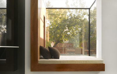 Architecture: Create a Micro Extension With a Projecting Window