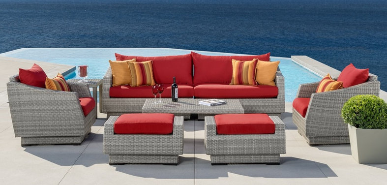 Highest Rated Outdoor Sofas And Sectionals
