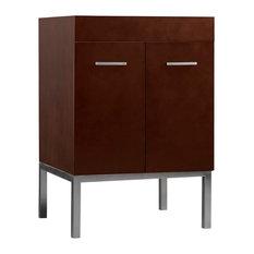 Ronbow Essentials Venus 23-inch Bathroom Soft Close Vanity Cabinet Base Cherry