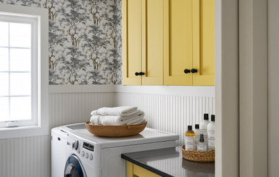 9 White-and-Yellow Paint Color Pairings to Consider
