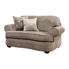 Kingsley Pewter Chair and Half
