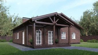 Проект дома в Кузнечихе