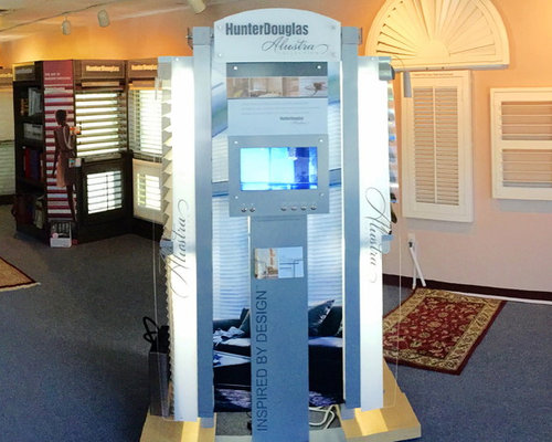 Budget Blinds Of Sarasota Showroom