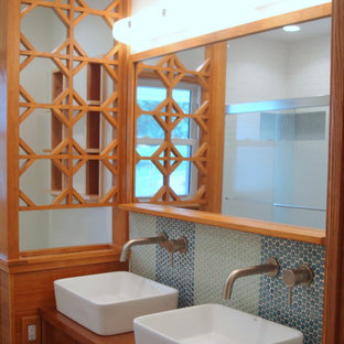Inspiration for a 1960s home design remodel in DC Metro