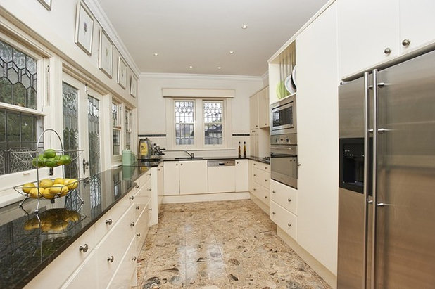 art deco style kitchen home is decorated with a distinctly artdeco vibe and that was carried into the kitchen remodel