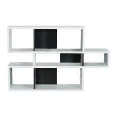 meuble bibliothèque contemporain - Meuble De Bibliotheque Design