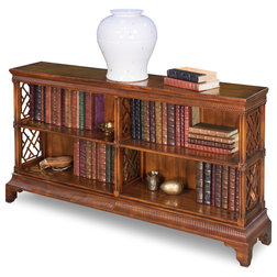 Traditional Bookcases by HedgeApple