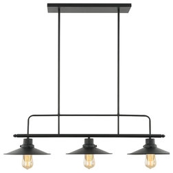 Industrial Kitchen Island Lighting by LIGHT SOCIETY