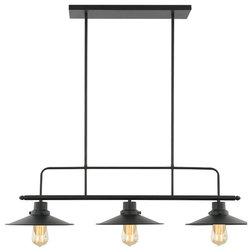 Industrial Kitchen Island Lighting by LIGHT SOCIETY