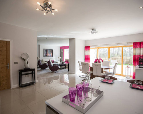 Malcolm Allan Showhouses - Interior design by Andersons of inverurie