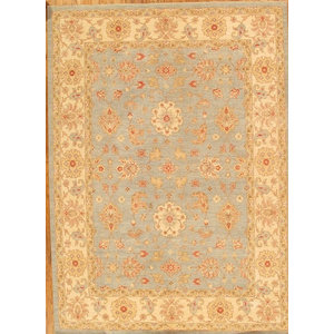 "Pasargad Ferehan Collection Hand-Knotted Lamb's Wool Area Rug, 8' 11""x12' 4"""