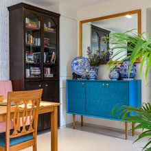 Mumbai Houzz: A 3-BHK Gets a Winning Design on a Shoestring Budget