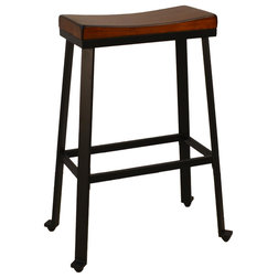 Transitional Bar Stools And Counter Stools by CAROLINA CLASSICS