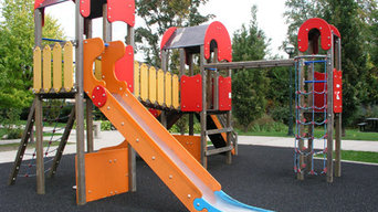 Playsafer Rubber Mulch