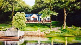 Moore Lake Home