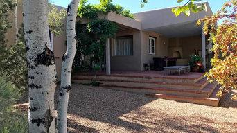 1930s Santa Fe Pueblo Style Residence