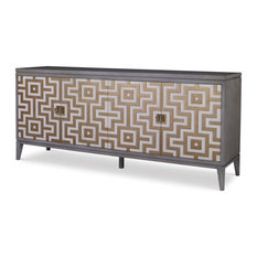 Ambella Home Collection - Labyrinth Multi-Use Cabinet - 07250-630-001