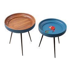 - Bowl table : Center table - Nightstands And Bedside Tables