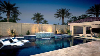 Luxury Swimming Pool & Spa Designs