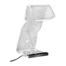 Luxury LED Table Lamp, Lines