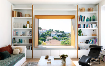 Houzz Tour: A New Layout Maximises a Home's Stunning Views