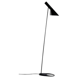Aj Floor Lamp, Black