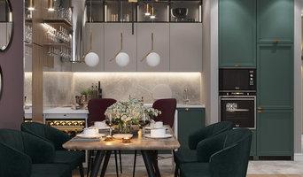 Дизайн трехкомнатной квартиры в ЖК Барселона