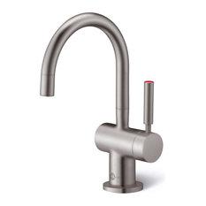InSinkErator Filtering Hot Water Dispenser Satin Nickel, F-H3300SN