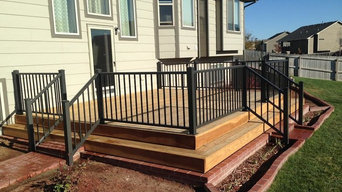 Stephens Fence Projects - Aluminum