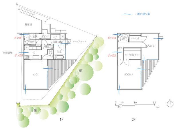 by 藤山建築デザイン事務所