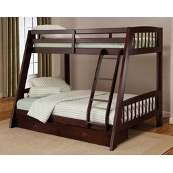Craftsman Bunk Beds by ergode